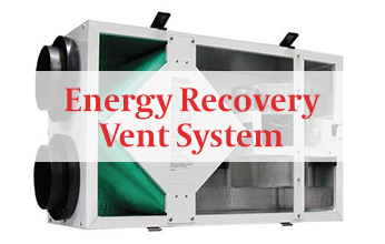 Energy Recovery Vent System